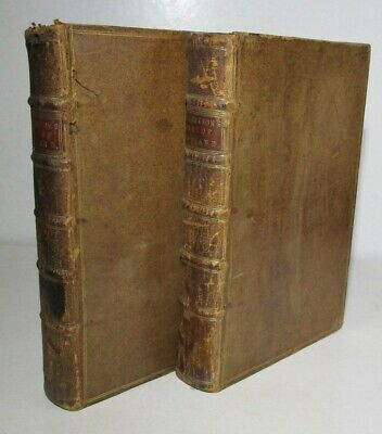 £150 • Buy 1761 HISTORY Of SCOTLAND From Mary Queen Of Scots To King James VI Two Volumes