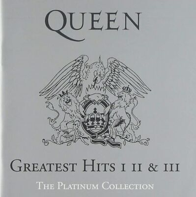 £14.99 • Buy Queen / The Platinum Collection (Greatest Hits I II & III) (3 CD) *NEW CD*