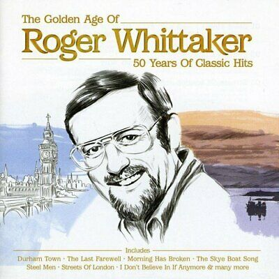 £4.50 • Buy Roger Whittaker / The Golden Age: 50 Years Of Classic Hits (Best Of) *NEW CD*