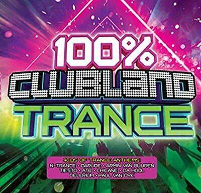 £4.75 • Buy Various Artists / 100% Clubland Trance *NEW CD*