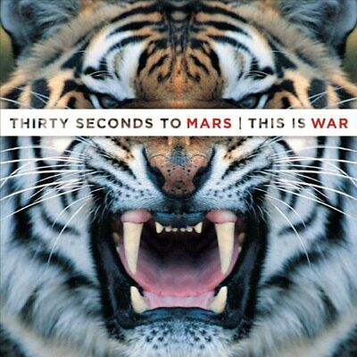£5.25 • Buy 30 Seconds To Mars / This Is War *NEW CD*