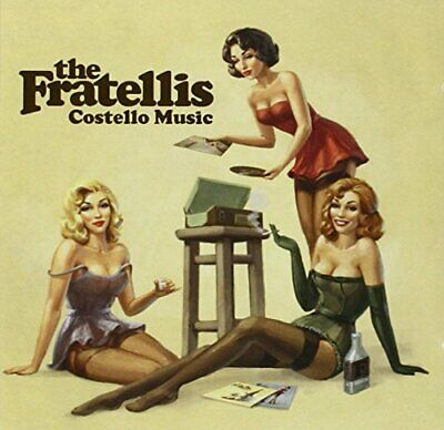 £4.50 • Buy The Fratellis / Costello Music *NEW CD*