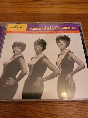 £2.95 • Buy Martha Reeves And The Vandellas - The Universal Masters Collection CD (2005)