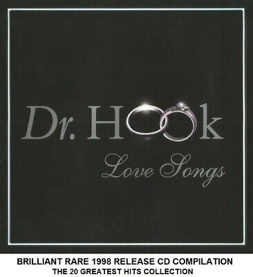 £4.29 • Buy  Dr Hook - A Very Best 20 Greatest Hits Collection CD - 70's Country Rock Pop
