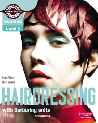 £18.78 • Buy NVQ/SVQ Level 2 Hairdressing Candidate Handbook, 3rd Edition, , Used; Good Book