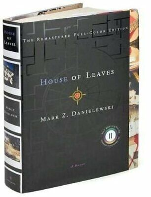 £35.93 • Buy House Of Leaves The Remastered, Full-Color Edition 9780375420528   Brand New