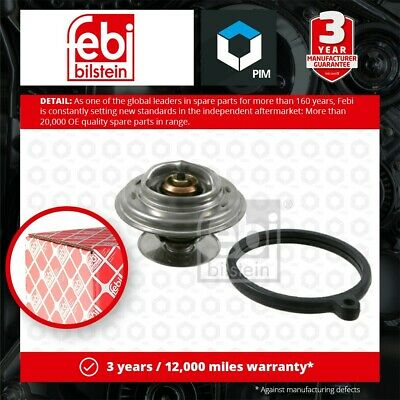 £14.54 • Buy Coolant Thermostat Fits MERCEDES 380 R107 W126 3.8 80 To 85 A1162000215 Febi New