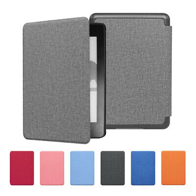AU11.99 • Buy Cloth Texture Smart Case Cover For Kindle Paperwhite 4 Oasis All-New Kindle 10th
