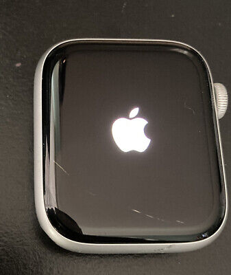 $ CDN251.76 • Buy Apple Watch Series 4 Nike+ 44 Mm Silver Aluminum Case With Pure...