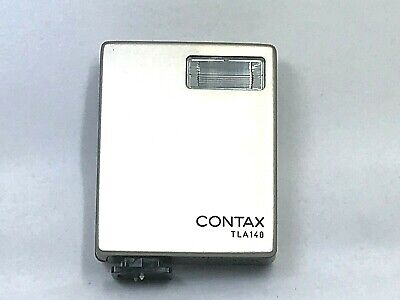$ CDN94.60 • Buy DHL [TESTED! MINT] Contax TLA 140 Shoe Mount Flash For G1 G2 From JAPAN #018