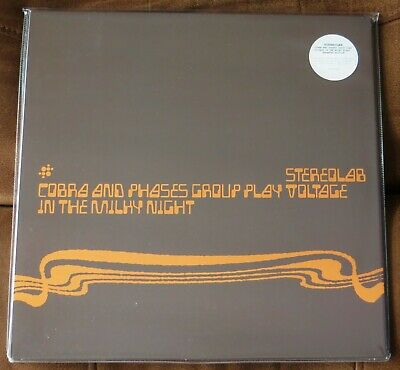 £18.99 • Buy Stereolab - Cobra And Phases Group Play Voltage In The Milky Night - 3xLP