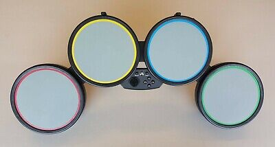 £24.19 • Buy Rock Band Drums Sony PS2 PS3 PS4 PS5 NO STAND Top Part Only NO PEDAL WORKING