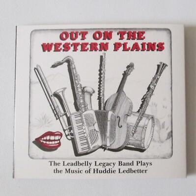 £21.81 • Buy Out On The Western Plains CD Leadbelly Legacy Band Huddie Ledbetter 1999