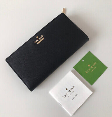 £55 • Buy Kate Spade Cameron Street Large Stacey Continental Wallet Bnwt
