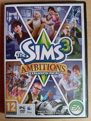 £4 • Buy The Sims 3: Ambitions (PC: Mac, 2010) Expansion Pack