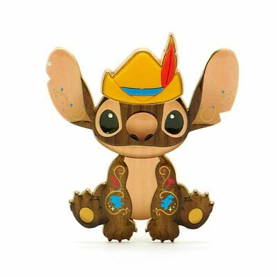 £19 • Buy Disney Store Pinocchio Stitch Crashes Limited Edition Jumbo Pin 5/12 Collectible