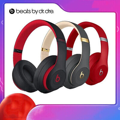 $ CDN36.19 • Buy Bts Studio 3 Wireless Over-Ear Noise Cancelling Headphones Bluetooth With Mic +