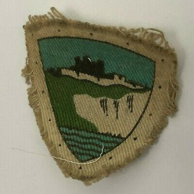 £17.17 • Buy WW2 East Kent District Command Formation Cloth Badge 6 X 5.5 Cm's