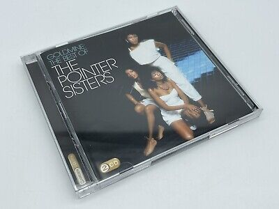 £8.99 • Buy Goldmine: The Best Of The Pointer Sisters Cd Double Disc