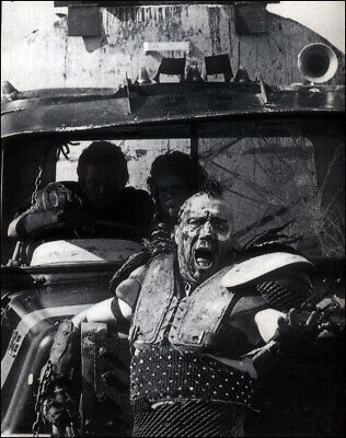 £5.99 • Buy Mad Max 2 The Road Warrior 1981 Film Movie Poster Page . Wez Vernon Wells . Sm1