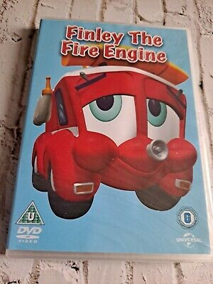 £5.99 • Buy Finley The Red Fire Engine And Shaun The Sheep Spring Lamb Dvd. New And Sealed.