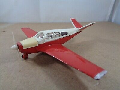 £7.99 • Buy Dinky Toys No.710 Beechcraft S 35 Bonanza Aircraft In Red/White. Vintage Diecast