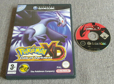 £44.99 • Buy Replacement Case For Nintendo GameCube Pokemon XD Gale Of Darkness + Faulty Disc