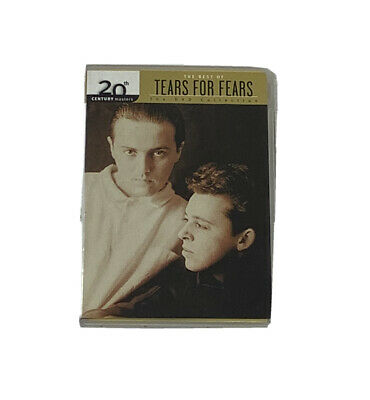 £6.40 • Buy Tears For Fears DVD Collection
