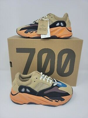 $ CDN392.08 • Buy Adidas Yeezy Boost 700 Enflame Amber GW0297 Authentic Size 5 NEW