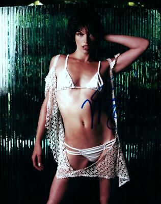 $33 • Buy Milla Jovovich Signed 8x10 Photo Autographed Picture And COA