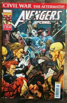 £0.99 • Buy Avengers Unconquered Issue 8 2009