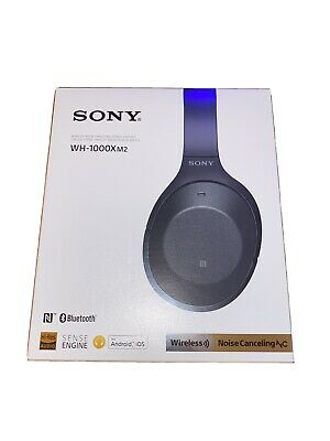 $ CDN162.94 • Buy Sony WH-1000XM2 Wireless Noise Cancelling Headphones - Black - Barely Used! F/S!