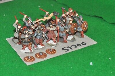 £60 • Buy 28mm Dark Ages / Saxon - Warriors 12 Figs - Inf (59700)