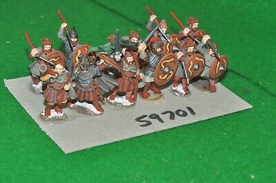 £60 • Buy 28mm Dark Ages / Saxon - Warriors 12 Figs - Inf (59701)