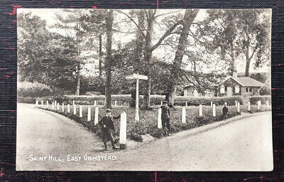 £3.80 • Buy Saint Hill East Grinstead Sussex Post Card 1907