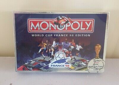 £21.99 • Buy Monopoly - Football World Cup France 1998 Edition - New And Sealed