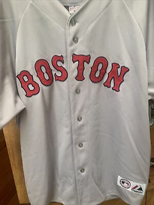 $20 • Buy World Series Edition To Boston Red Sox Jersey Men's Size XL Vintage Majestic Br