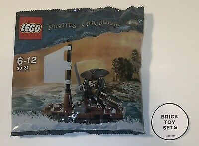 £19.99 • Buy Lego 30131 Pirates Of The Caribbean Jack's Boat Polybag - New - Sealed