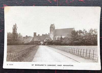 £4.80 • Buy St Margret's Convent East Grinstead Sussex Post Card 1915