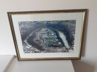 £15 • Buy Durham Cathedral And City Framed Picture