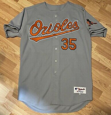 $200 • Buy Mike Mussina Baltimore Orioles Jersey Sz 48 Majestic