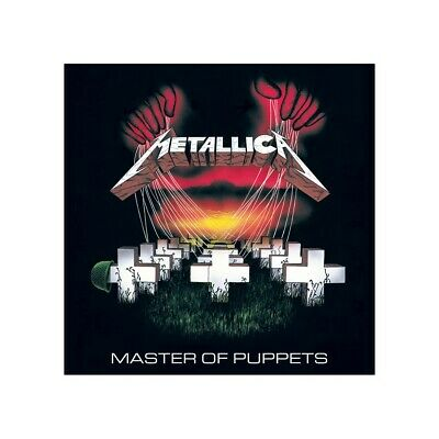£16.09 • Buy Metallica Master Of Puppets Canvas Print PM369