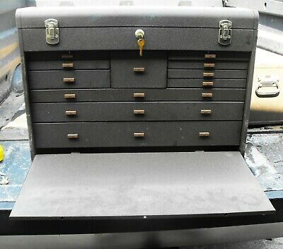 $375 • Buy Kennedy 52611  11 Drawer Machinist's Chest  Very Good Condition No Issues