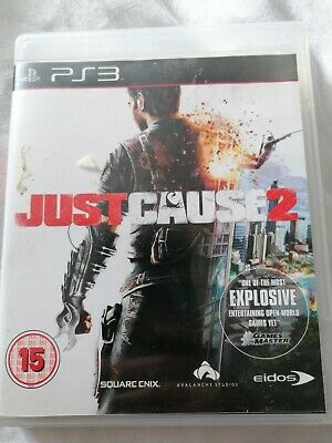 £1.60 • Buy PlayStation 3 Game - Just Cause 2