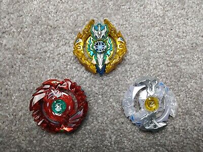 £18.12 • Buy Lot Of 3 Layers From Random Layer Collection Vol. 9 Beyblade TAKARA TOMY BURST
