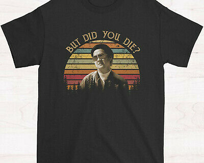 £13.08 • Buy TL05072130 But Did You Die Mr. Chow The Hangover 90s Vintage T-Shirt