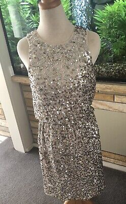 AU5.50 • Buy Forevever New Size 8 Sequin Dress