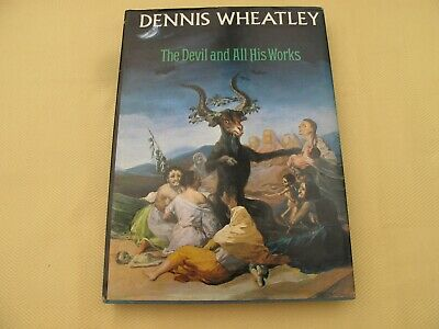£11 • Buy 1973 The Devil And All His Works By Dennis Wheatley