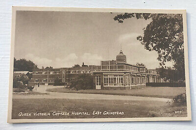 £4.80 • Buy Queen Victoria Cottage Hospital East Grinstead Sussex Post Card
