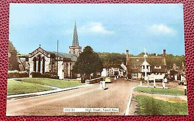 £3.80 • Buy High Street Forest Row East Grinstead Sussex Post Card